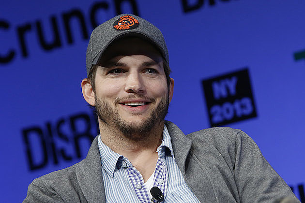 Ashton Kutcher is From Cedar Rapids