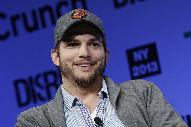 Ashton Kutcher is From Cedar Rapids