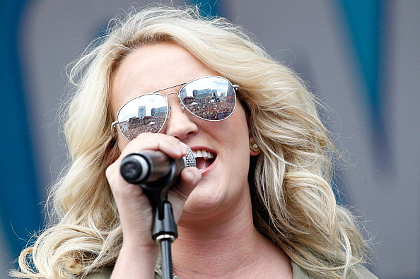 Jamie Lynn Spears CMA 2014