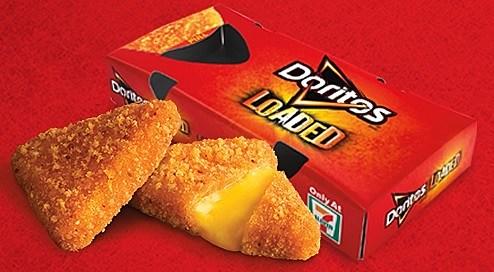 Doritos Loaded at 7 Eleven