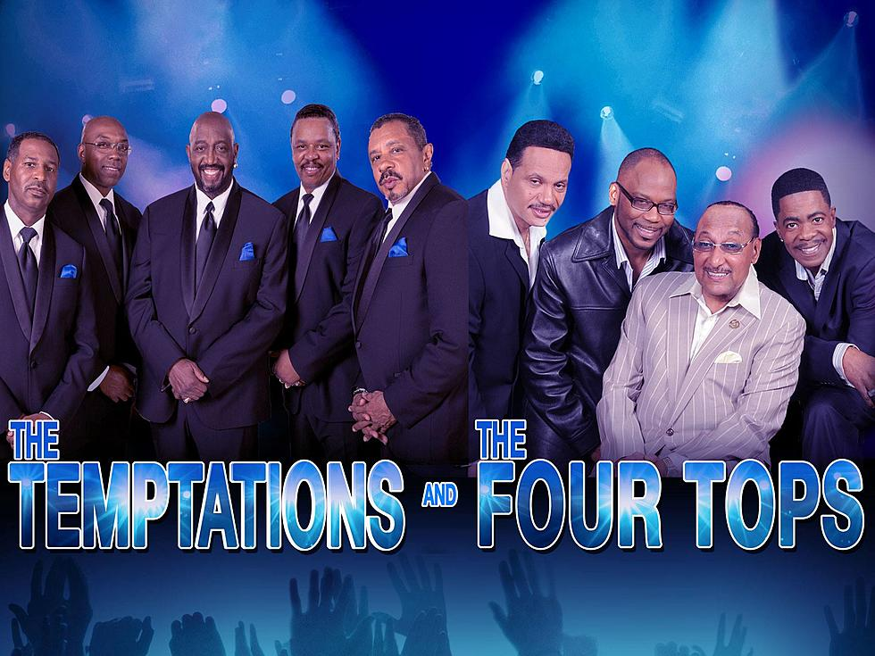 The Temptations and The Four Tops CANCELLED